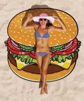 Hamburger picknickkleed handdoek 150 cm trend 10118362
