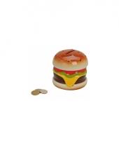 Hamburger spaarpot trend