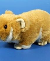 Hamsters knuffeltjes licht bruin trend