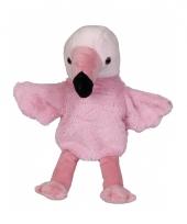 Handpop flamingo 27 cm trend