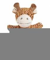 Handpop giraffe 23 cm trend