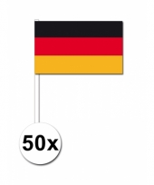 Handvlag duitsland set van 50 trend