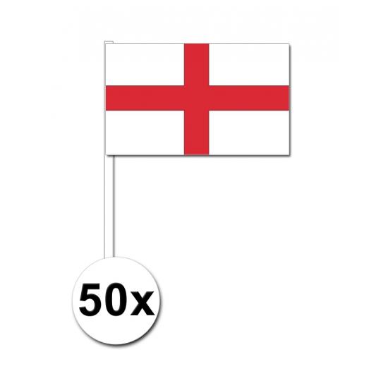 Handvlag engeland set van 50 trend