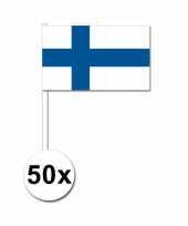 Handvlag finland set van 50 trend