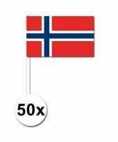 Handvlag noorwegen pakket van 50 trend