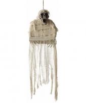 Hangdecoratie mummie skelet 70 x 90 cm trend