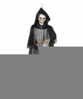 Hangdecoratie skelet geest 150 cm trend