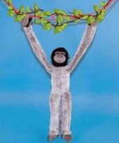 Hangend woolly aapje 43 cm trend