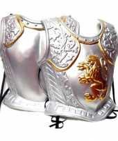 Harnas middeleeuwen zilver trend