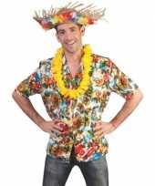 Hawaii shirt voor volwassenen trend