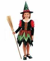 Heksen carnavalskleding meisje trend