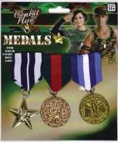 Helden medailles trend