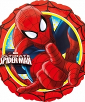 Helium ballon spiderman 43 cm trend