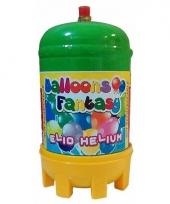 Helium tank voor 15 folie ballonnen trend 10063130