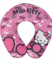 Hello kitty vliegtuig kussen roze trend