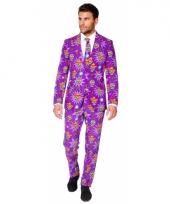 Heren feest kostuum el muerto trend