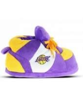 Heren pantoffels la lakers trend