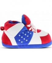 Heren pantoffels patriots trend