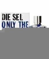 Heren parfum diesel only the brave 50 ml edt trend