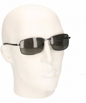 Heren zonnebril met lichte glazen model 7900 trend