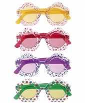 Hippie bril voor volwassenen trend