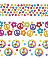 Hippie thema confetti 34 gram trend