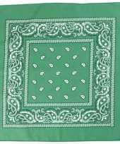 Hobby doek donkergroen 55x55 cm trend
