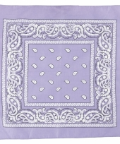 Hobby doek paars 55x55 cm trend