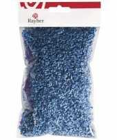 Hobby gras blauw 50 gram trend
