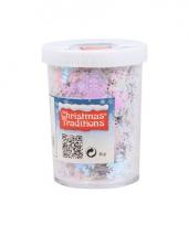 Hobby sneeuwvlokken confetti trend