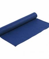 Hobby vilt blauw 1 5 mm dik trend