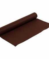 Hobby vilt bruin 1 5 mm dik trend