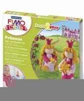 Hobbymateriaal fimo kids pakket prinsessen trend