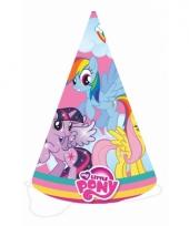 Hoedjes met my little pony plaatjes trend