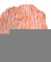 Hoge bontmuts oranje trend