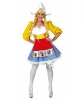 Holland klederdracht kostuum trend