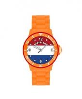 Holland siliconen horloge trend