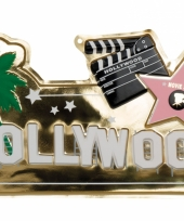 Hollywood muurdecoratie 60 cm trend