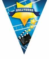 Hollywood versiering vlaggenlijn 5 m trend