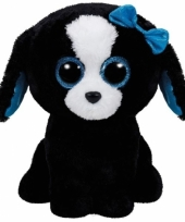 Hond puppy ty beanie knuffel tracey 24 cm trend
