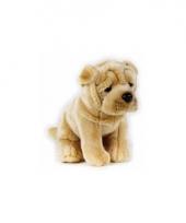 Honden knuffel shar pei 20 cm trend