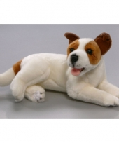 Honden knuffels jack russell trend