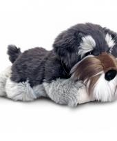 Hondenknuffel schnauzer 30 cm trend