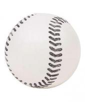Honkbal van rubber trend