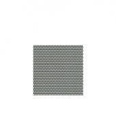 Horeca servetten driehoekjes zwart wit trend