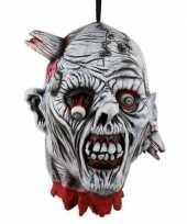 Horror decoratie hoofd 30 cm trend