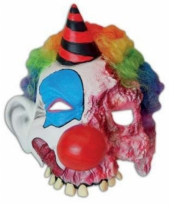 Horror feest masker enge clown trend