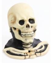 Horror feest masker schedel trend