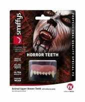 Horror gebit weerwolf tanden voor volwassenen trend