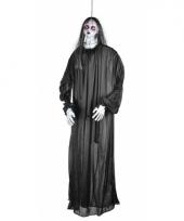 Horror hangpop meisjes spook in het zwart trend